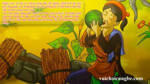 Truyện Cổ Tích Sọ Dừa